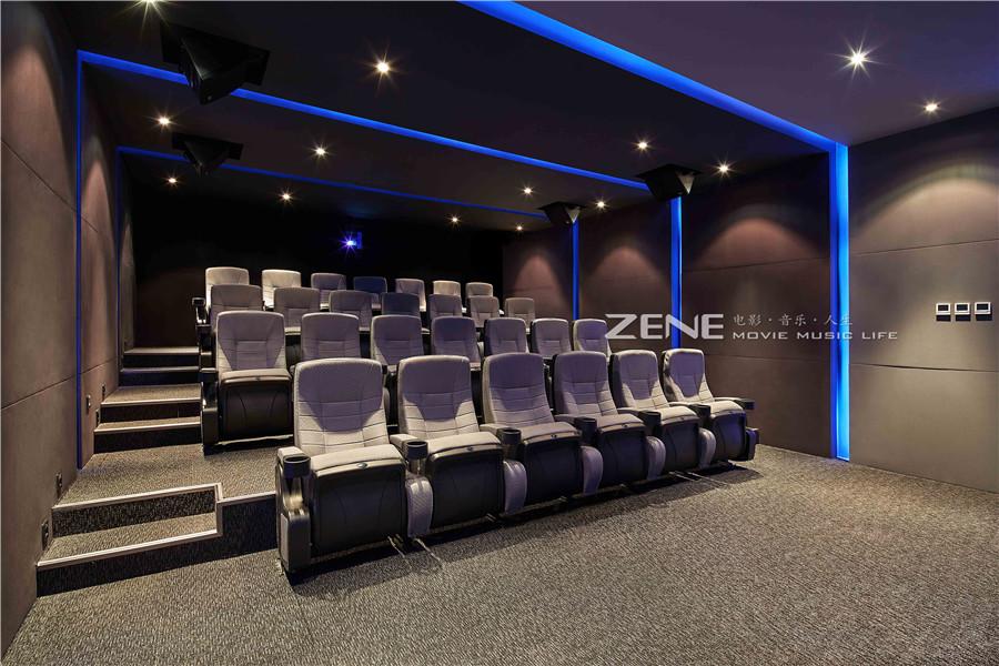 上海家庭影院_家庭影院,别墅私人影院,者尼,私人影院设计方案,者尼文化 ...